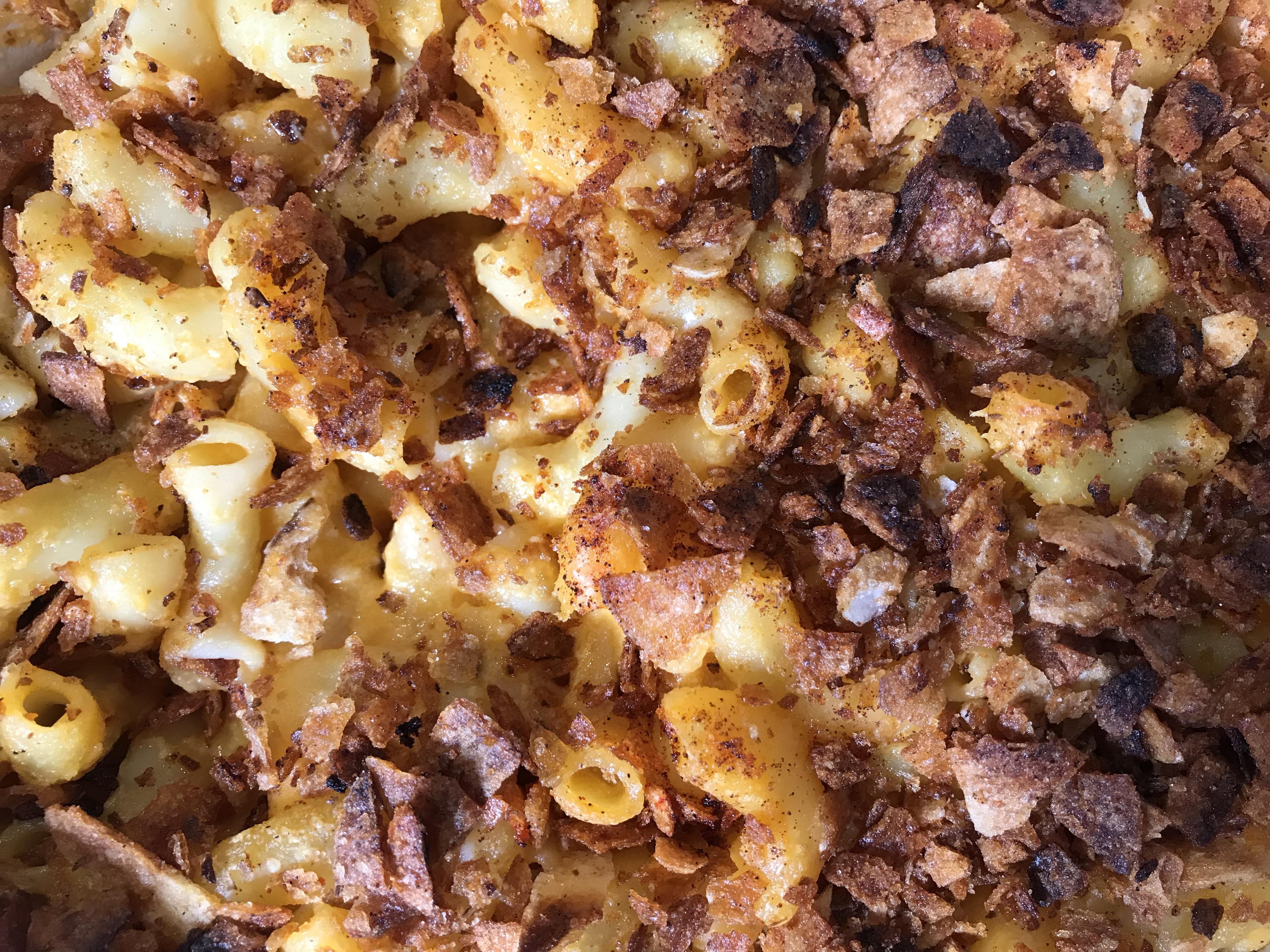Cannabis Cookbook: Crunchy Munchy Mac n Cheese