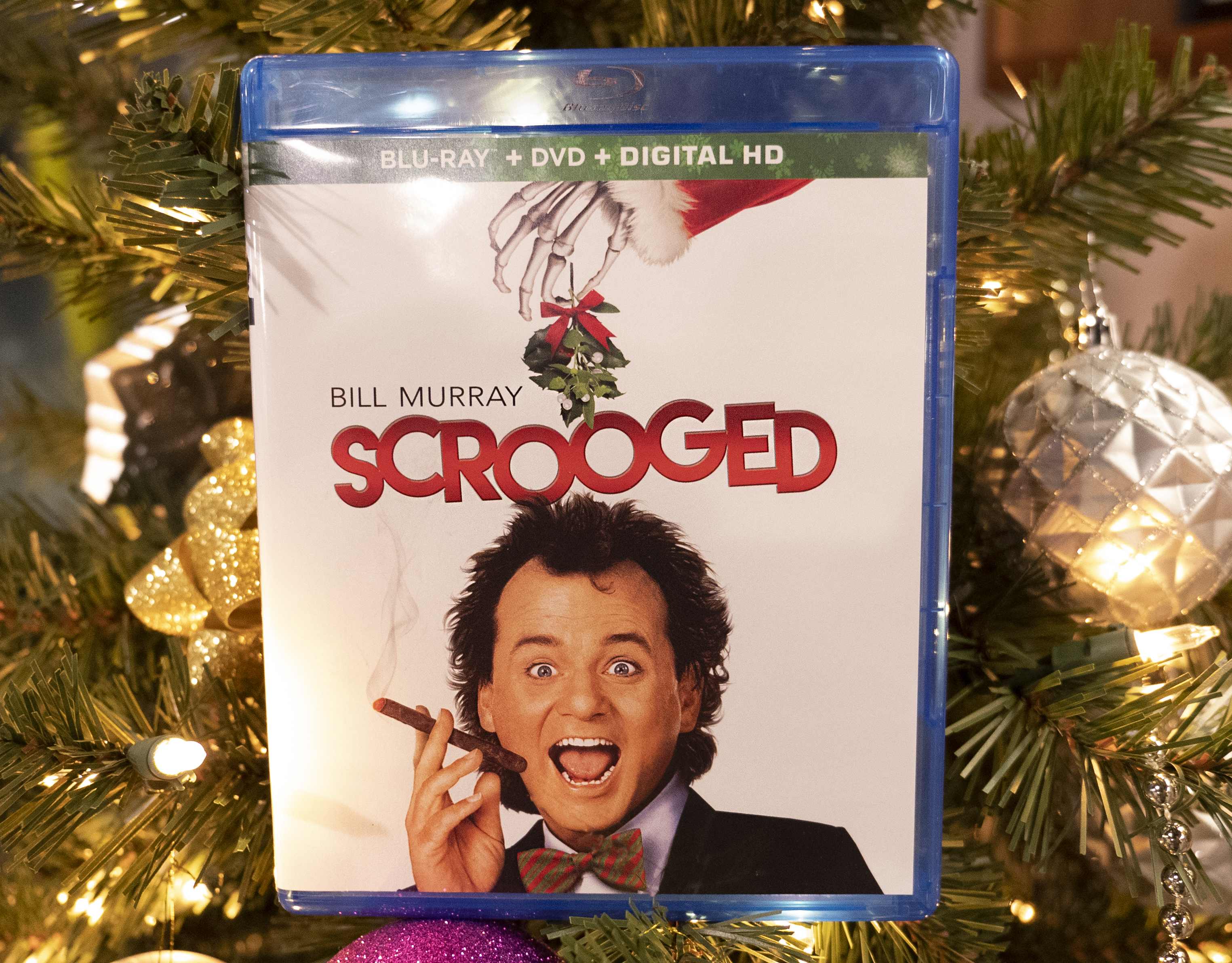 Cinder for the Holidays: Scrooged