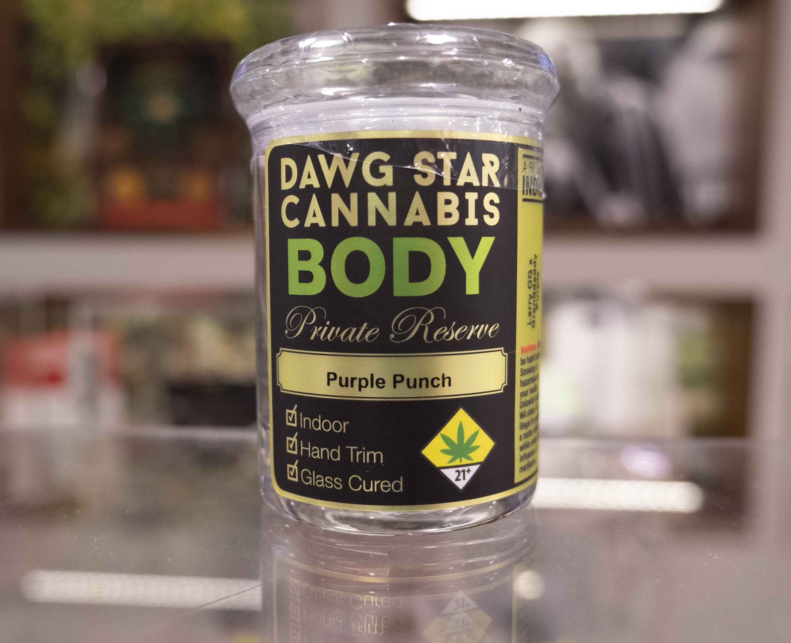 The Budtender's Review Corner: Dawg Star's Purple Punch Flower