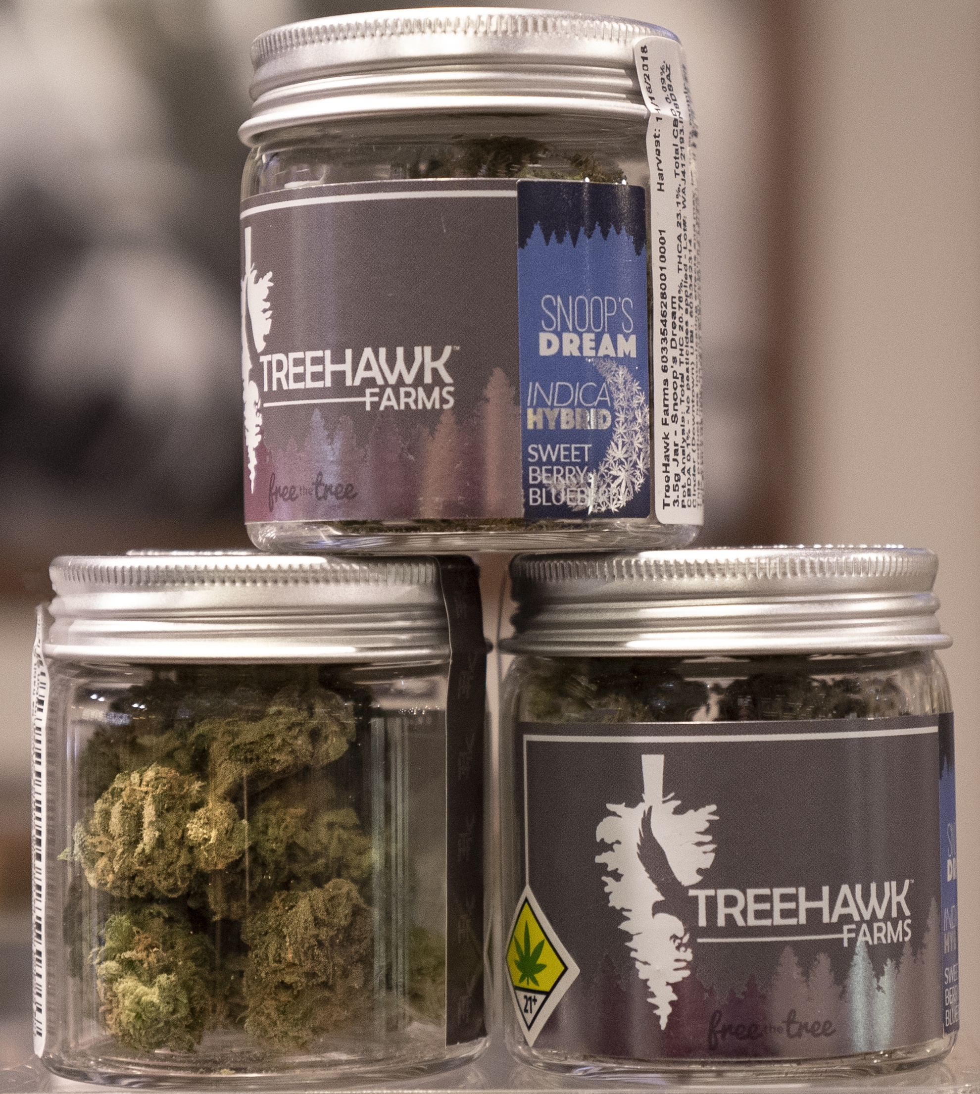 The Budtender's Review Corner: Treehawk Farms' Snoop's Dream