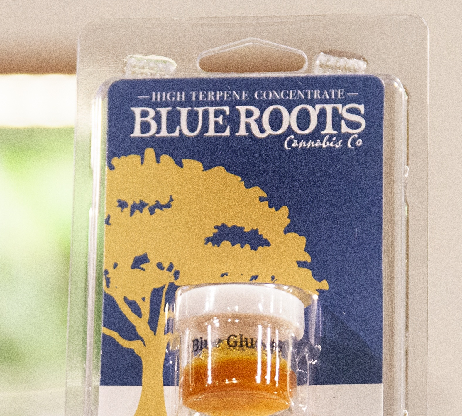 The Budtender's Review Corner: Blue Roots' Blue Glue Terp Sauce