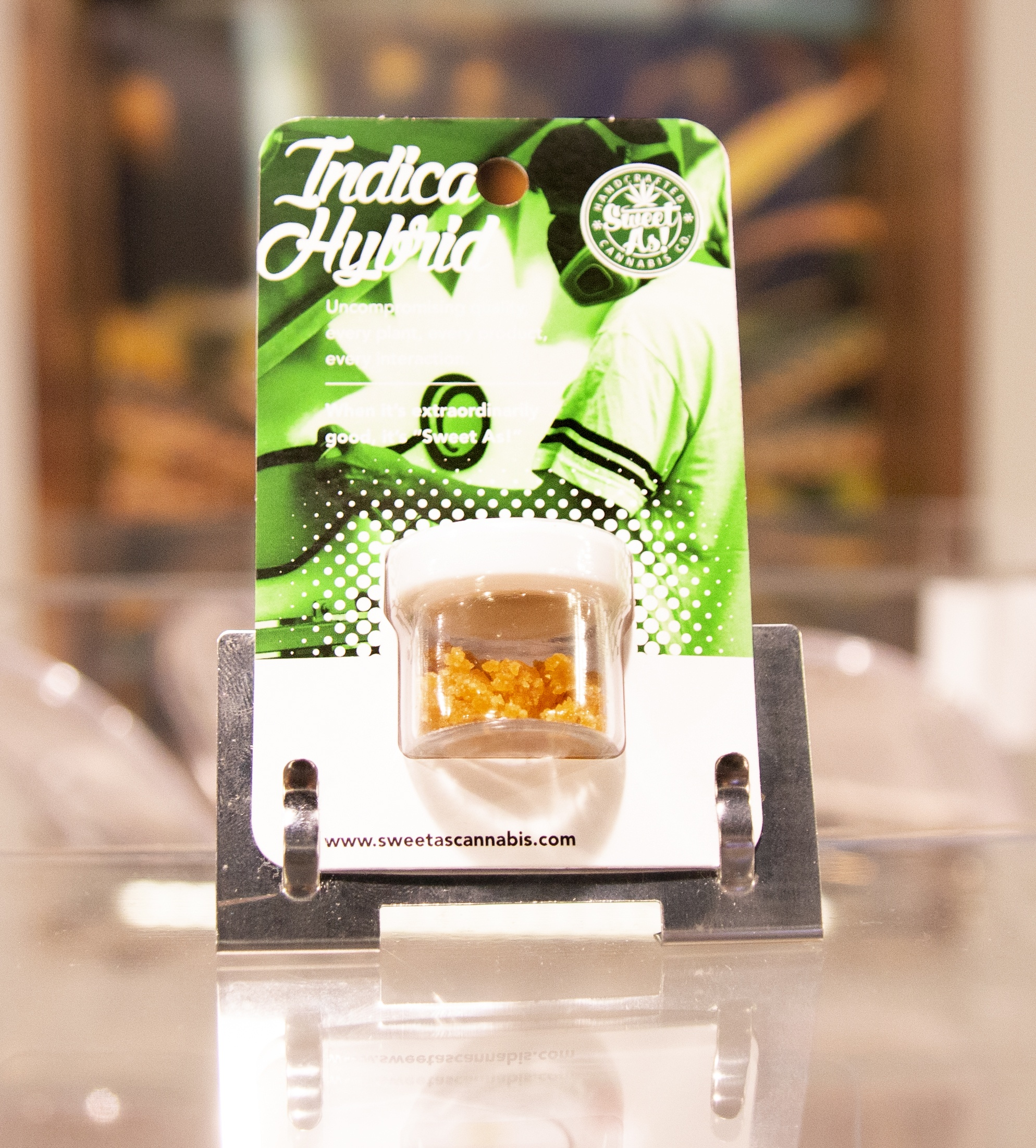 The Budtender's Review Corner: Sweet As Blackberry Flavored Concentrate