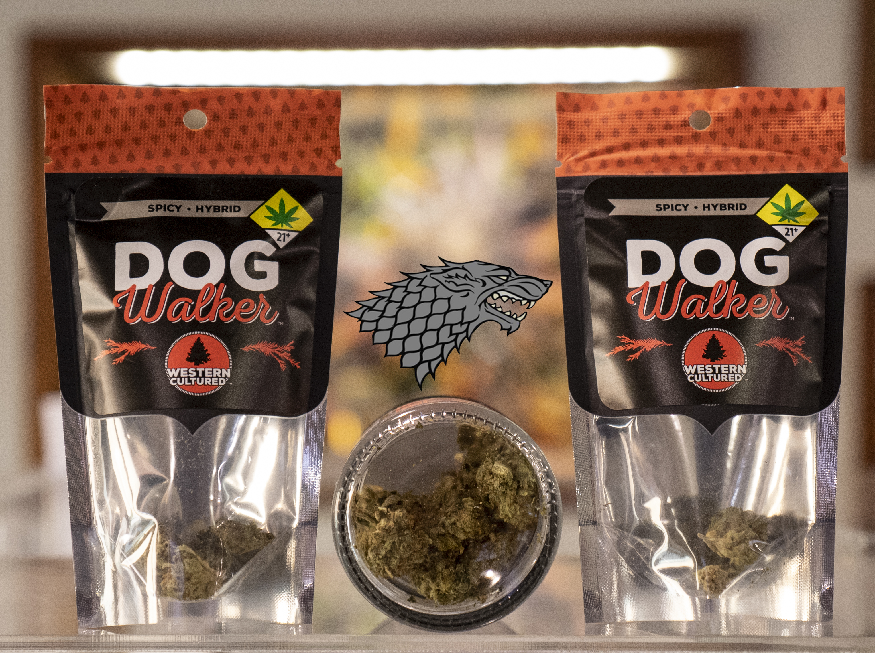 Game of Thrones Cannabis Strains and Sigils: Dog Walker OG and House Stark