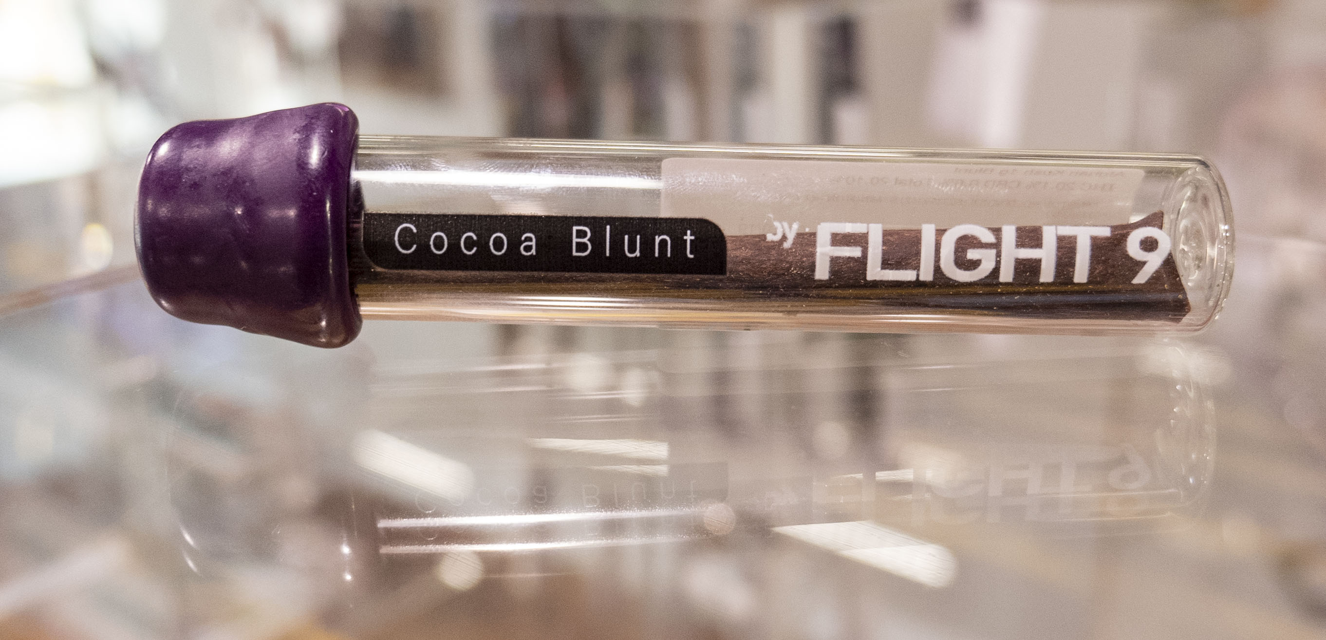 The Budtender's Review Corner: Flight 9's Afghani Kush Pre-rolled blunt