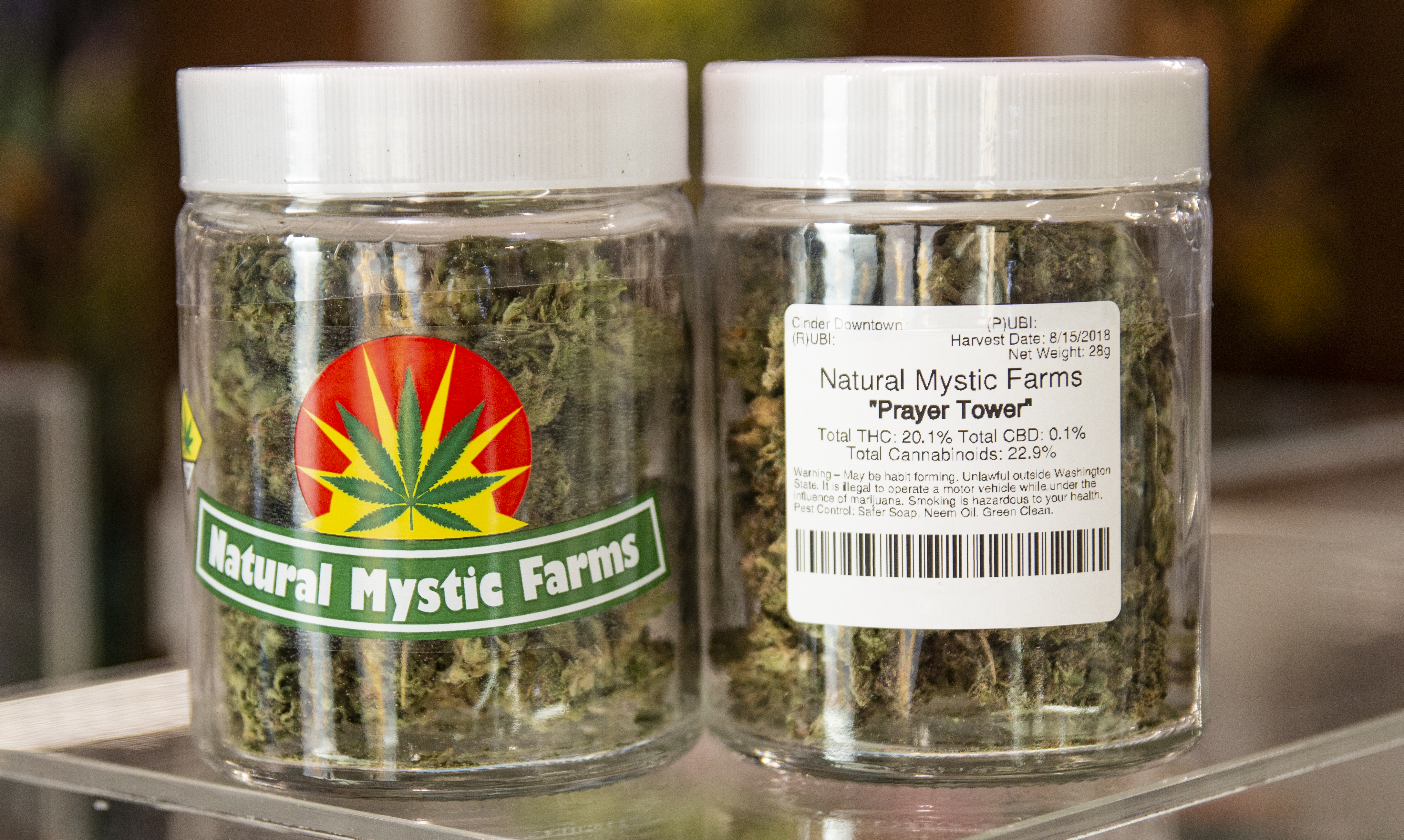 The Budtender's Review Corner: Prayer Tower from Natural Mystic Farms