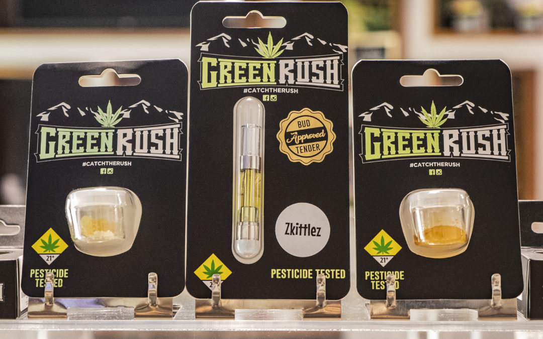 Welcome to the Cinder Family: Greenrush