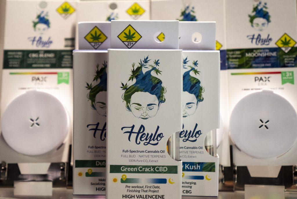 Cinder Heylo Cannabis concentrates Spokane