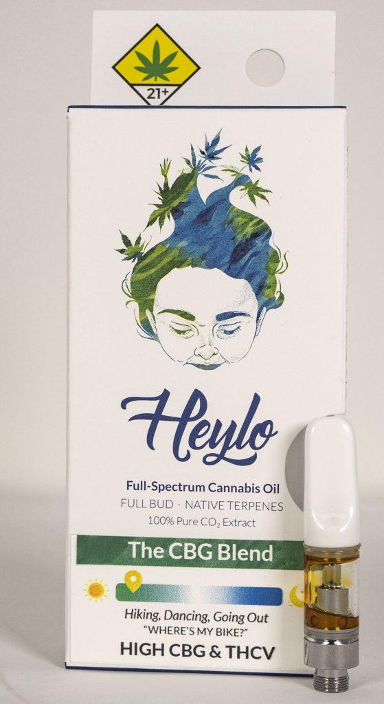 Heylo Cinder Spokane Cannabis Concentrates