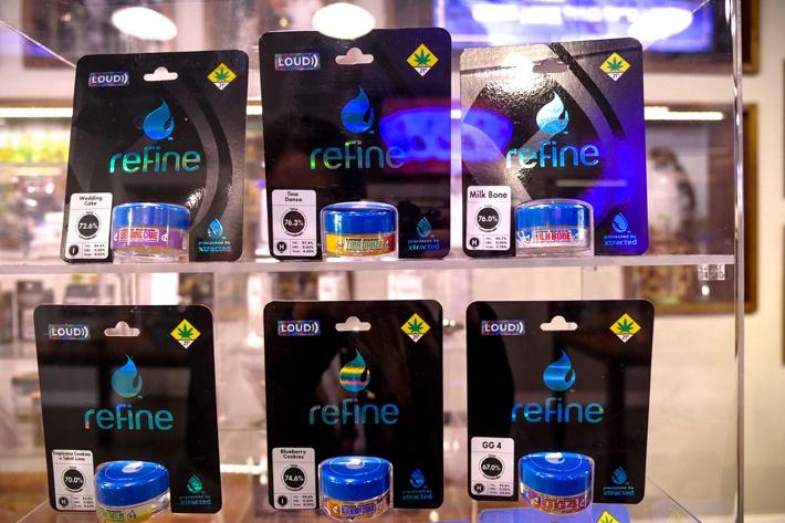 Seattle Refine Concentrates